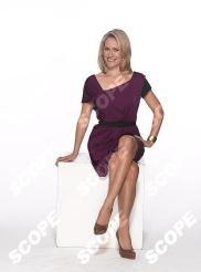 BBC NEWSREADER Sophie Raworth - 2010
