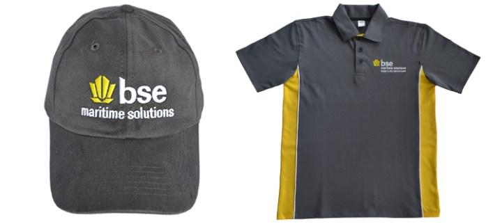BSE Polo Shirt & Cap