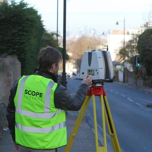 HD Laser Scanning Equipment