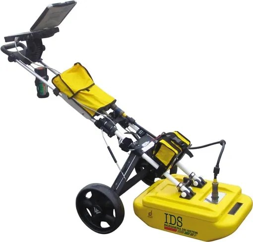 Ground Penetrating Radar Equipment