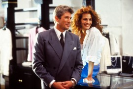 PRETTY WOMAN (1990) RICHARD GERE, JULIA ROBERTS