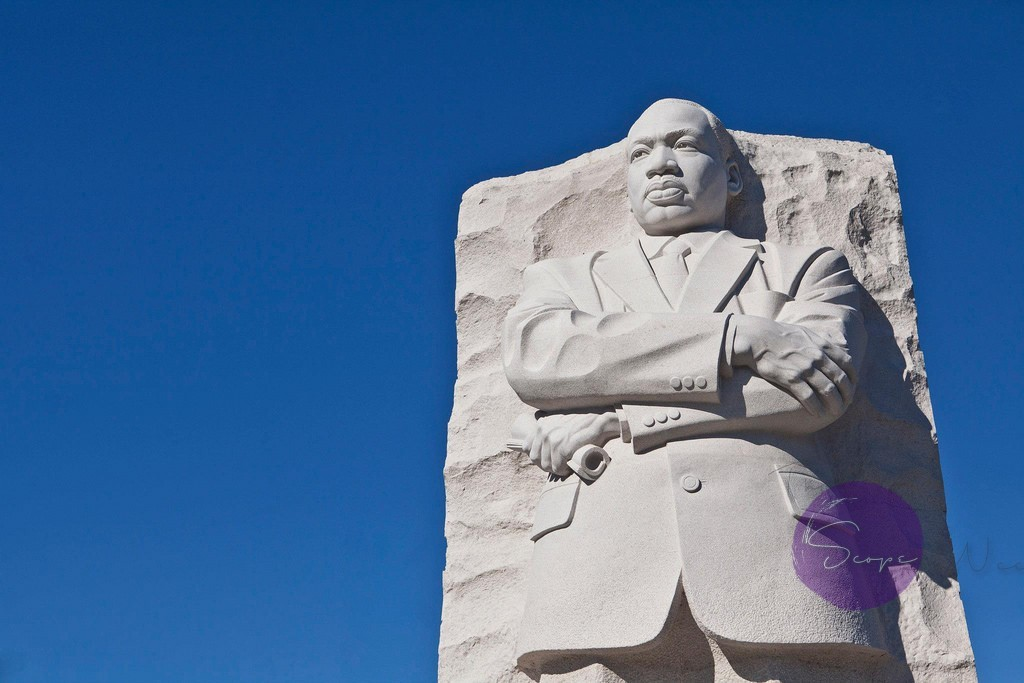 Martin Luther King, Jr. Memorial, Washington, DC