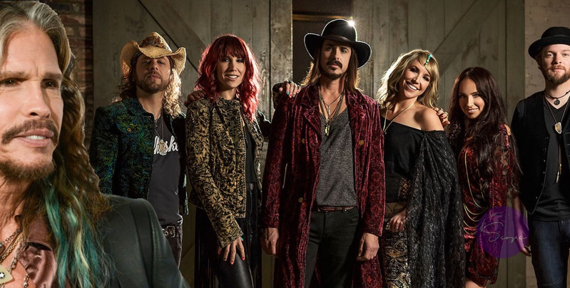 Steven Tyler with The Mary Loving band