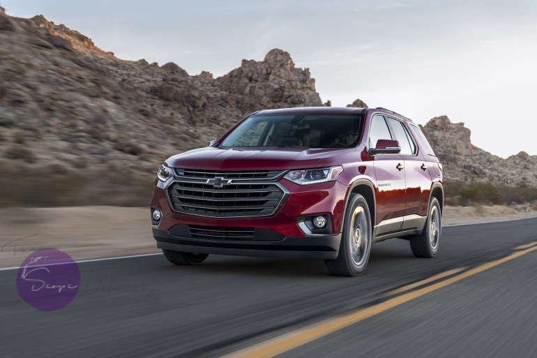 2018 Traverse Rs Injects Turbo Charged Performance To A Top Notch