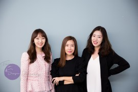 Annes Ann, Yanghee Paik, and Binna Won