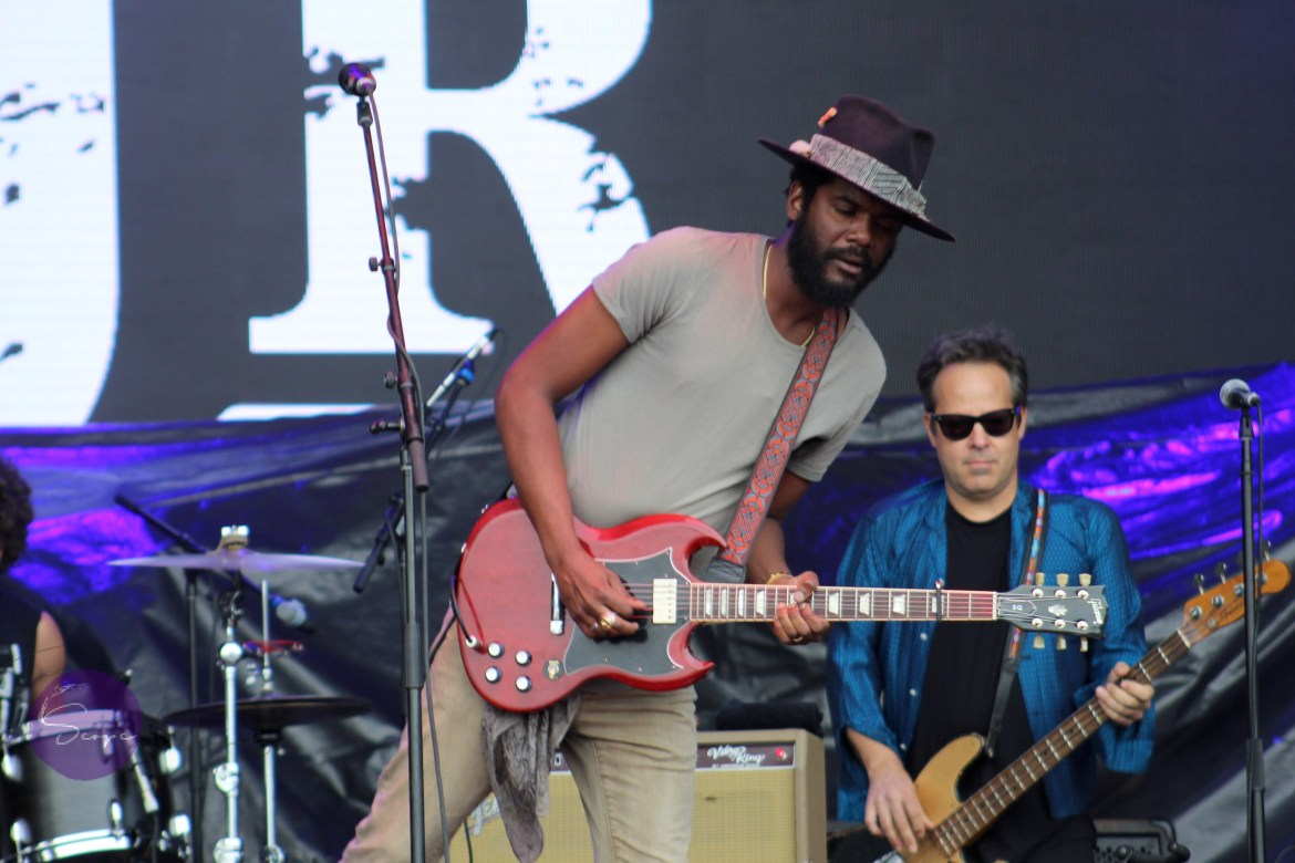 Gary Clark Jr. Aspen- JAS, Copyrighted Scope Weekly 2018