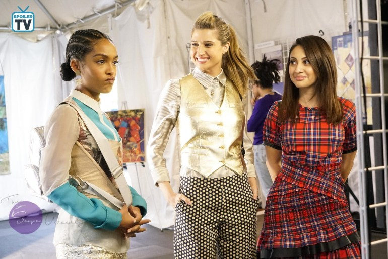 Grownish Season 2 Nomi, Ana, and Zoey