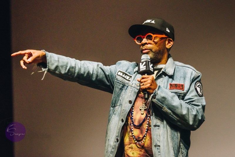 Spike Lee Master Class: She's Gotta Have It Episode 10. Photo by Judy Won