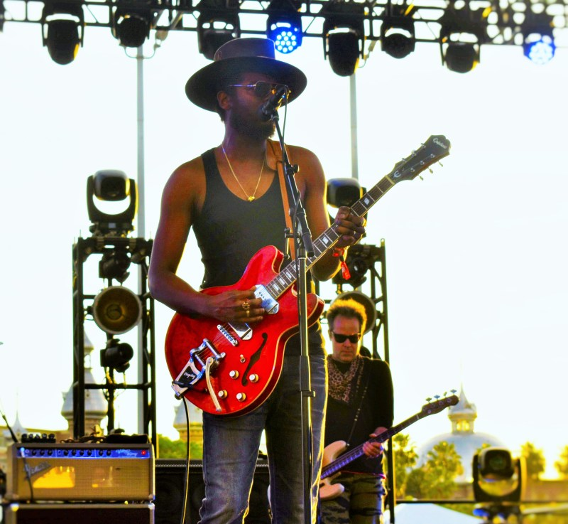 Gary Clark Jr. Gasparilla Music Festival March 9 - LP Farkas for The Scope Weekly