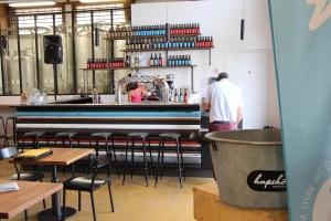 Agencement de bars, brasseries et restaurants