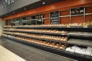 SCOP Laporte - mobilier rayon boulangerie