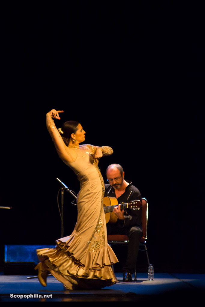 Chekara So close so far - Flamenco-7034