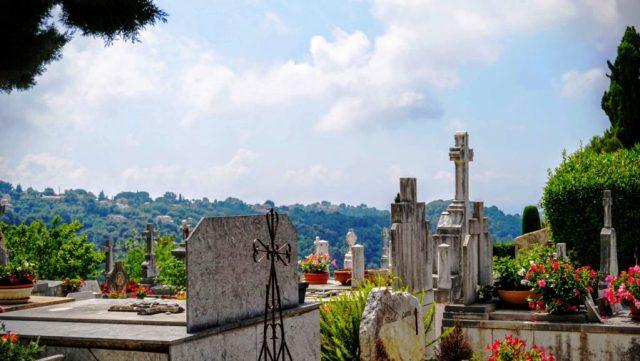 Saint-Paul-de-Vence : cimitero