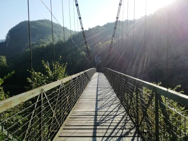 Fumegai : il Ponte della Vittoria