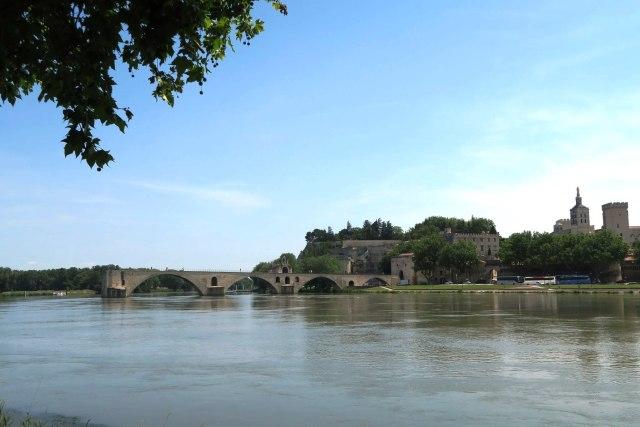 Ponte di Avignone e Palazzo dei Papi