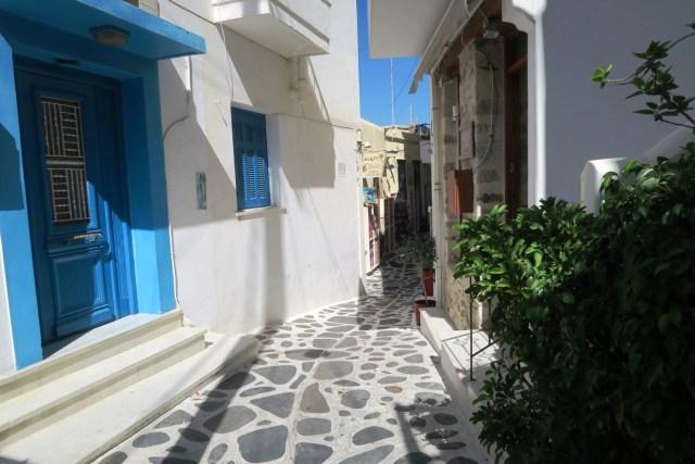 Le vie di Naxos