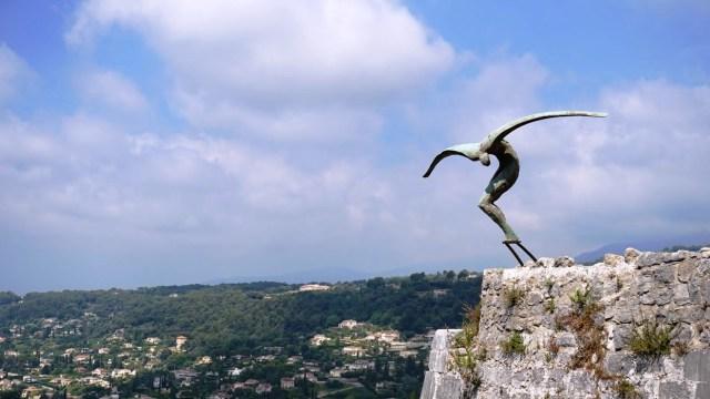 itinerario di 7 giorni in Provenza: Saint-Paul-de-Vence
