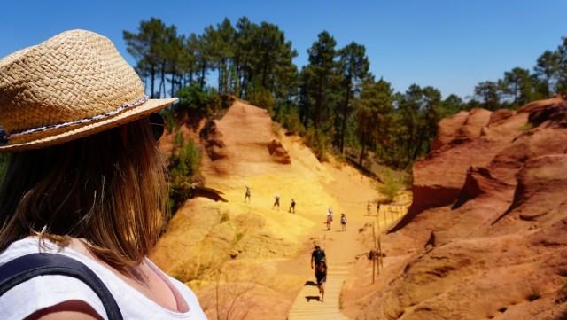 Itinerario di 7 giorni in Provenza: Roussillon