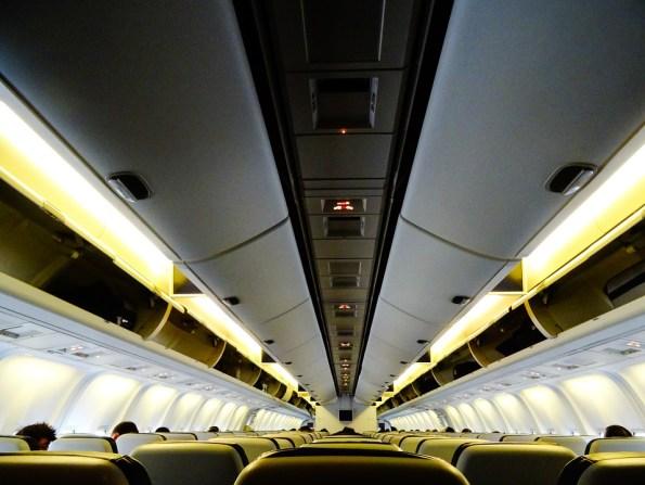 10 consigli per sopravvivere ad un volo intercontinentale