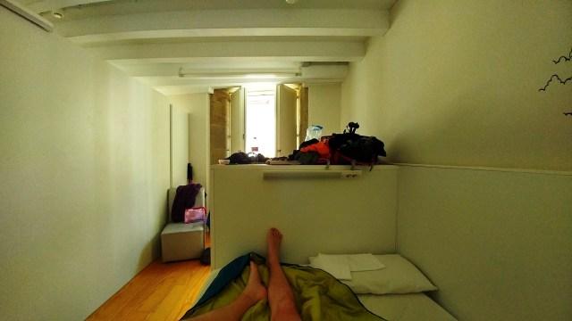 dove dormire sul cammino di santiago