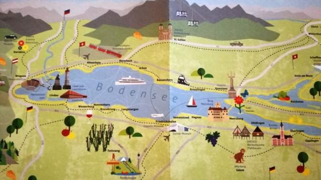 Lago Di Costanza Germania Cartina.Cosa Vedere Sul Lago Di Costanza Idee Per Un Week End Surio Scoprire Viaggiando