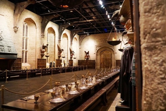 luoghi di Harry Potter a Londra