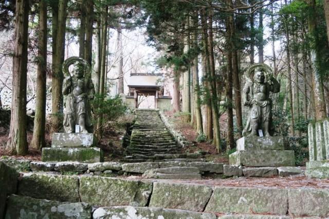 la Penisola di Kunisaki e i suoi templi