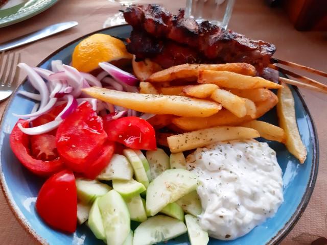 cosa mangiare e bere in Grecia