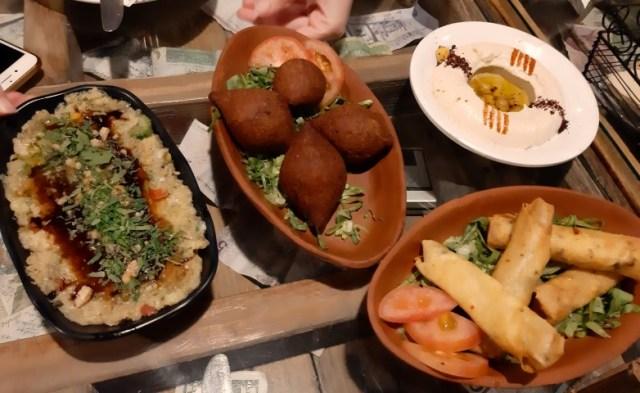 cosa mangiare ad Amman