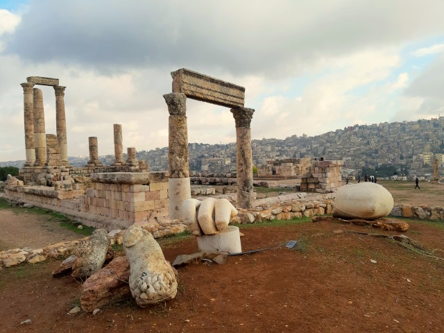 visitare Amman