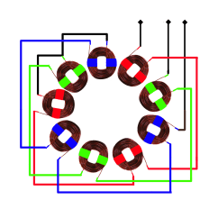 Motorcycle Stator Wiring Diagram Diagramming Adverb Clauses Homemade And Coil Great Installation Of Generator Rh 9 Naehbehr De Gy6