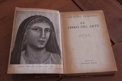 Libro dell'arte Cennino Cennini