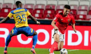 BENFICA VENCE ESTORIL E ESTÁ NA FINAL DA TAÇA DE PORTUGAL
