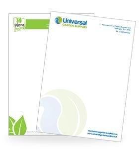 custom letterhead scorecards unlimited