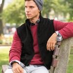 Fleece Full-Zip Vest
