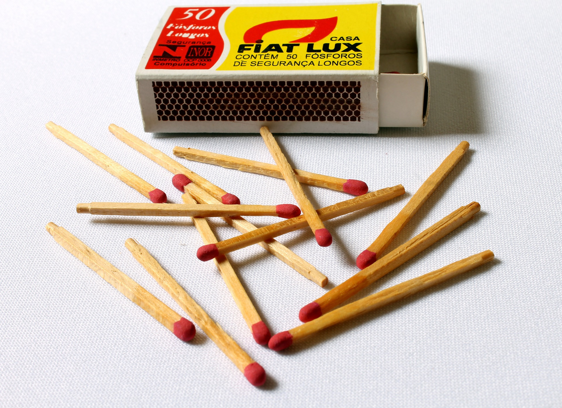 matches or lighter which