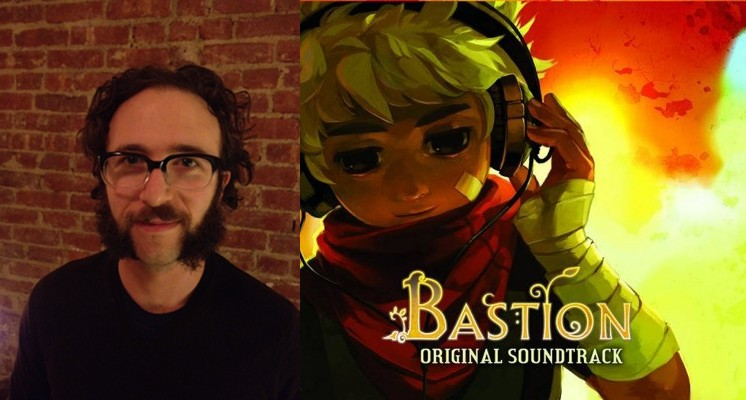 Interview Darren Korb Bastion OST  Score