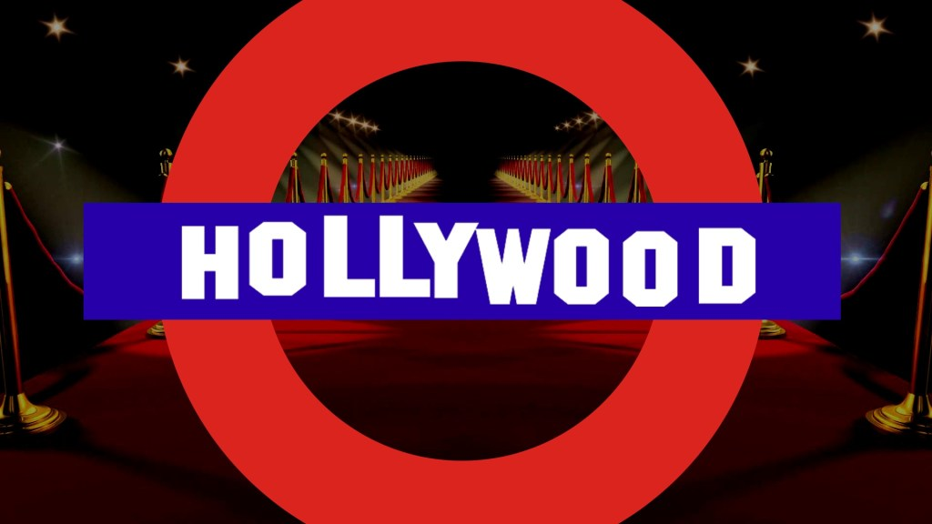 London Meets Hollywood