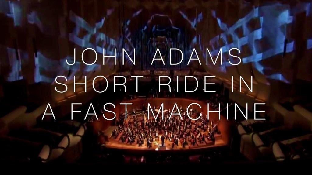John Adams Short Ride