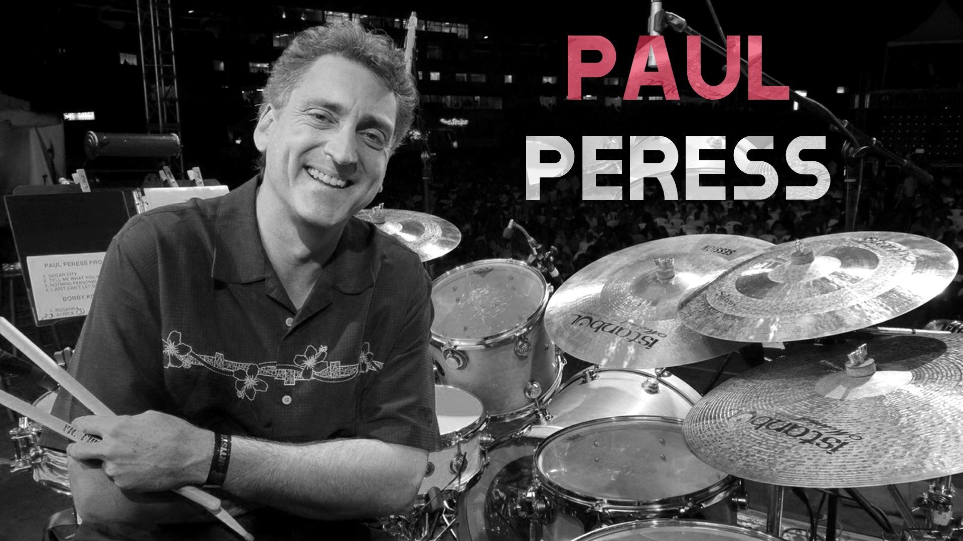 Ellington Paul Peress