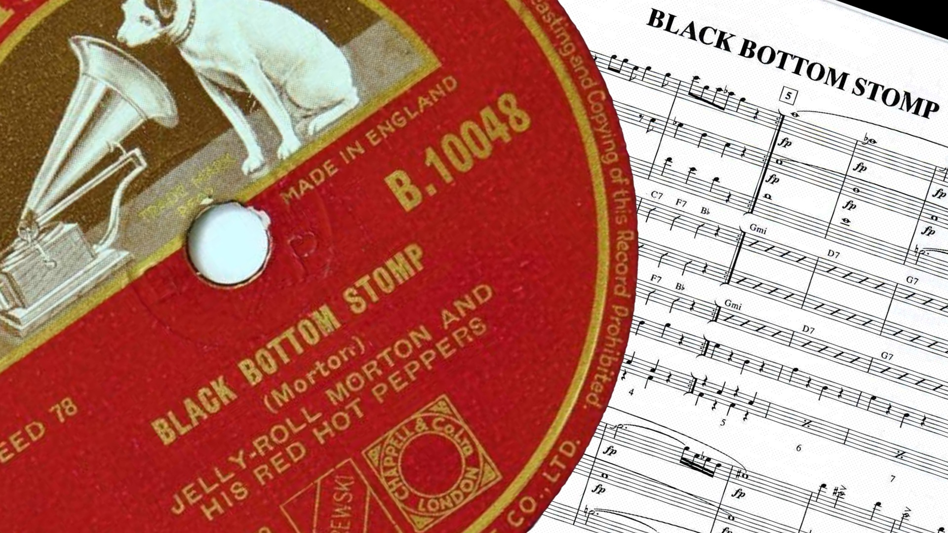 Ellington Black Bottom Stomp