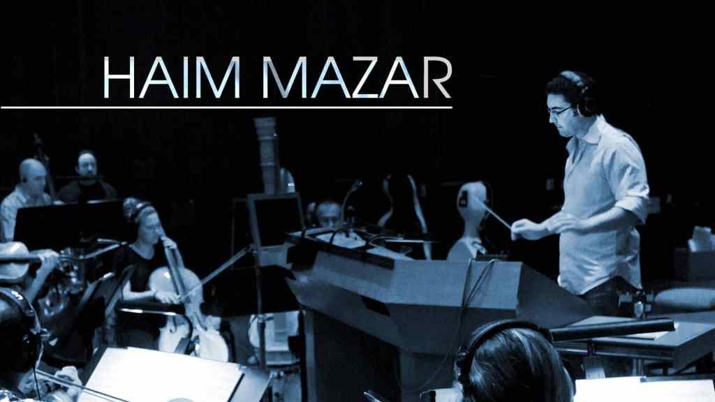 Haim Mazar 2