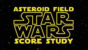 Star Wars Asteroid Field