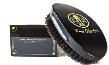 Rubber Cushion Hair Brush