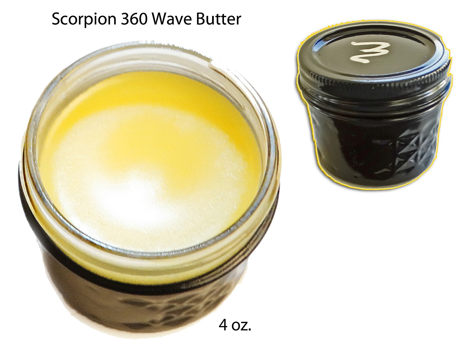 Scorpion 360 Wave Butter 4 once