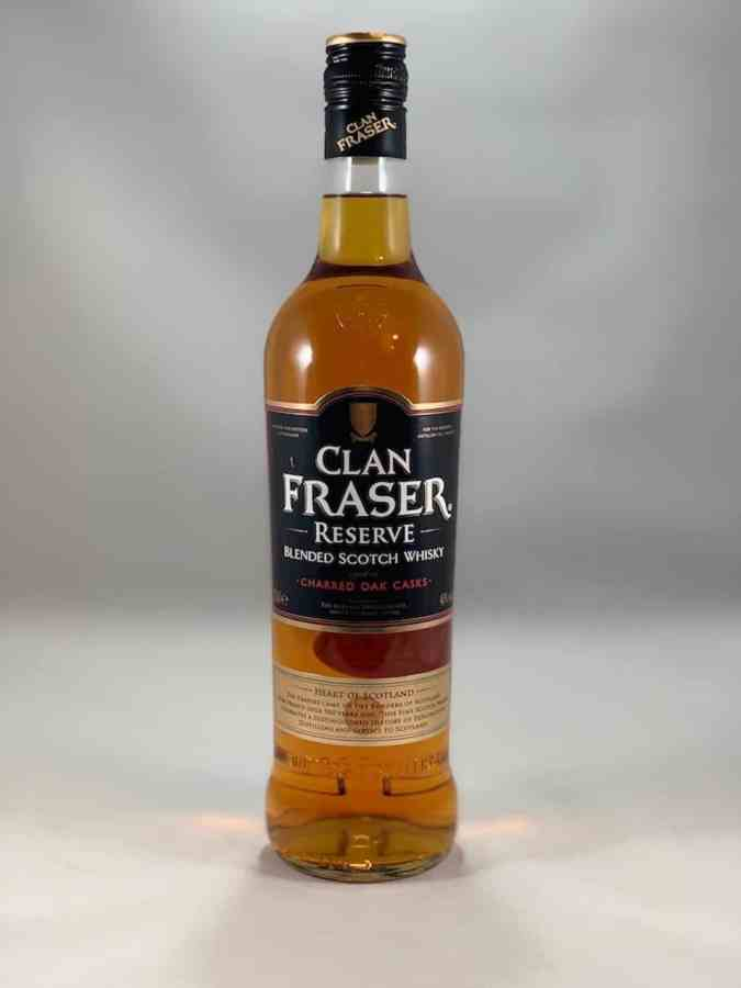 Clan Fraser Reserve, Clan Fraser Blended Scotch Whisky, Outlander, Droughtlander
