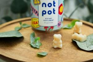 Scotch and the Fox: CBD by Not Pot - gummy bears