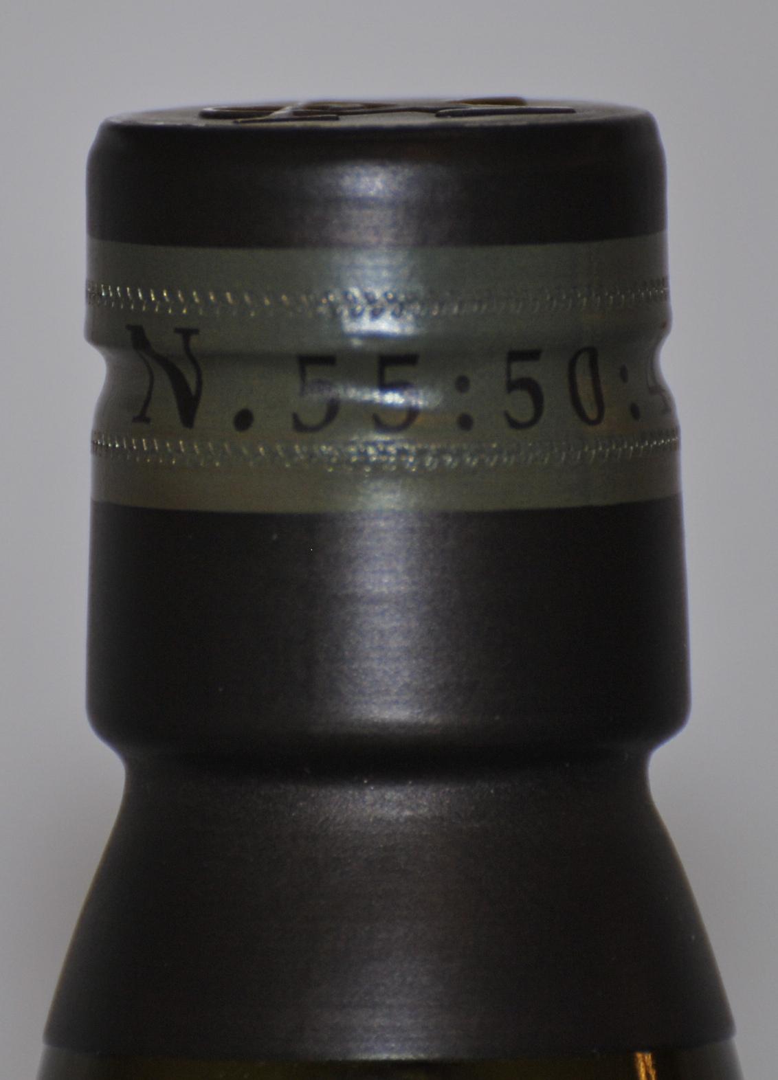 Port Askaig 17 Bottle Seal