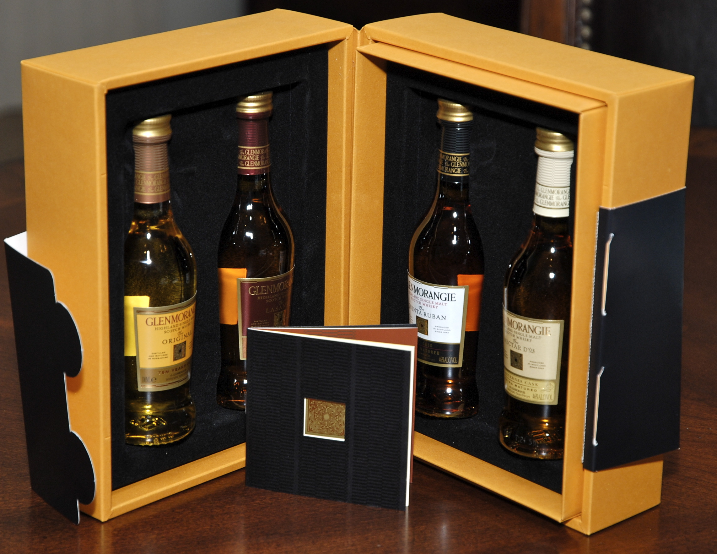 The Glenmorangie Collection