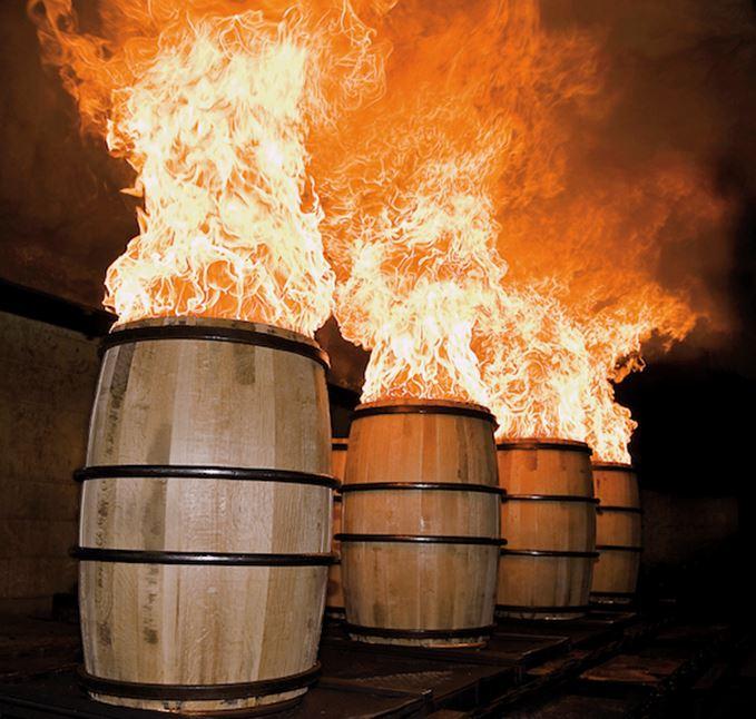 Virgin oak Scotchs friend or foe  Scotch Whisky